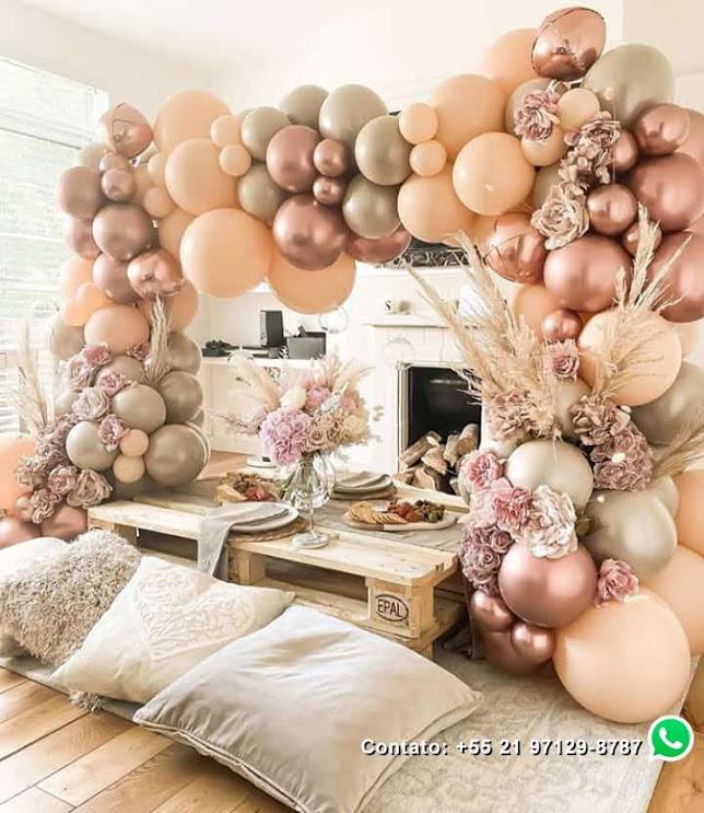 Ball decoration