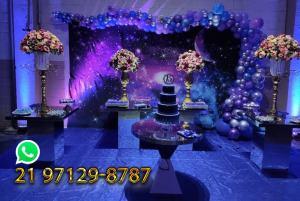 Decoração Festa 15 Anos