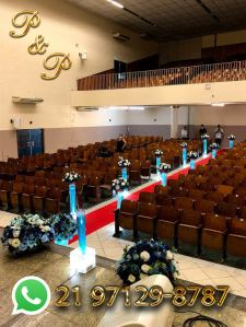Aluguel Coluna Igreja Casamento