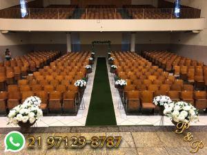 Casamento Rustico na Igreja