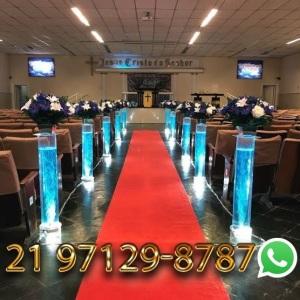 Decoração de Casamento Igreja