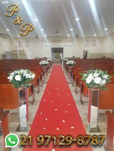 Decoração de Igreja Simples