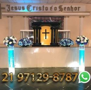 Ornamentação de Casamento Igreja