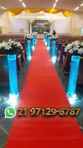 Ornamentação Igreja Casamento
