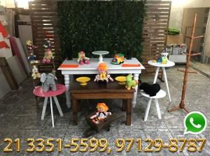 Aluguel Móveis de Festa Infantil