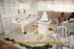 Aluguel Provençal Casamento