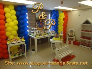 Aluguel Material Festa Provençal RJ