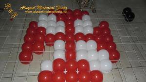 Vasco - Decoração com Bola