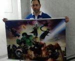 Banner Super Heróis
