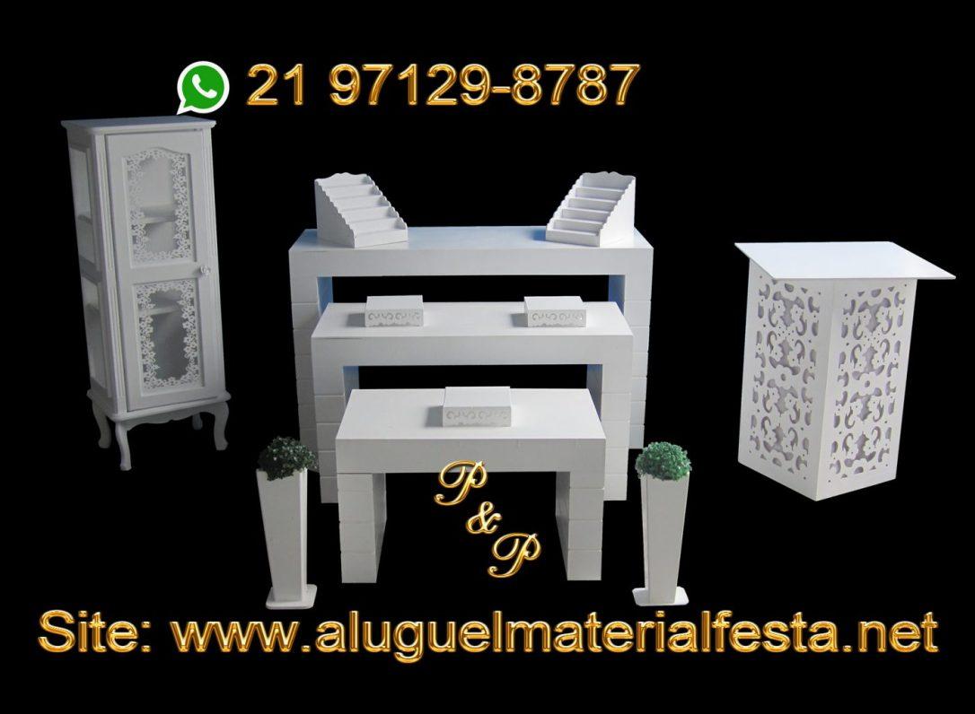 Aluguel Kit Provençal Trio
