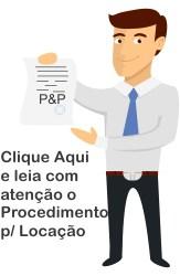 Procedimento p/ Locação