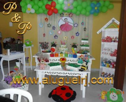 Aluguel Material Provençal RJ