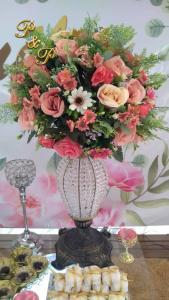Aluguel Arranjo Flores