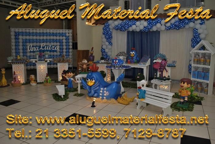 Aluguel Material Provençal