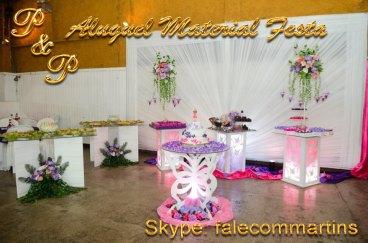 Aluguel Material Festa e Criação de Site & Sistema WEB