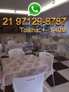 Aluguel de Toalha Rio de Janeiro