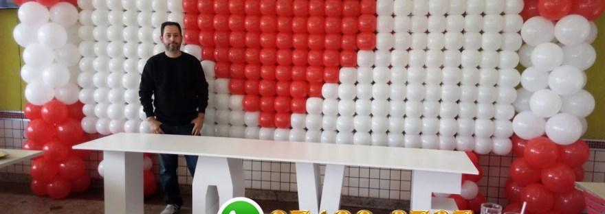 Decoração com Balões - Habibs