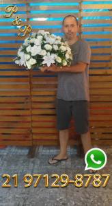 Decoração Flores Casamento
