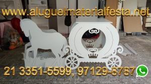Aluguel Carruagem Provençal