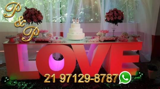Aluguel Móveis Casamento RJ
