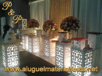 Aluguel Móveis Casamento