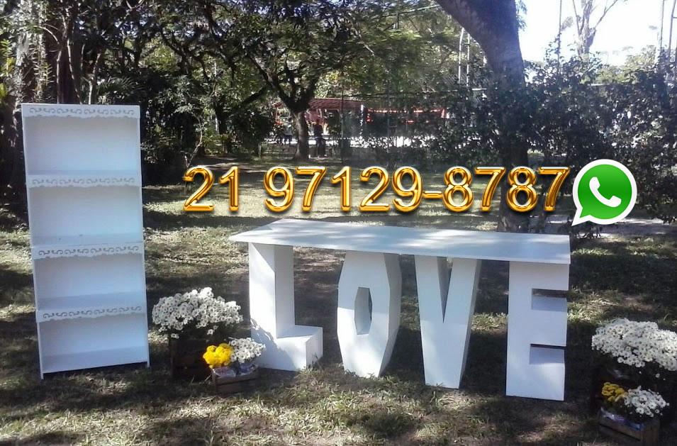 Aluguel Mesa Love
