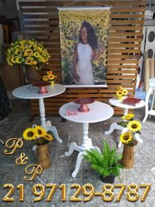 Arranjo Floral Girassol
