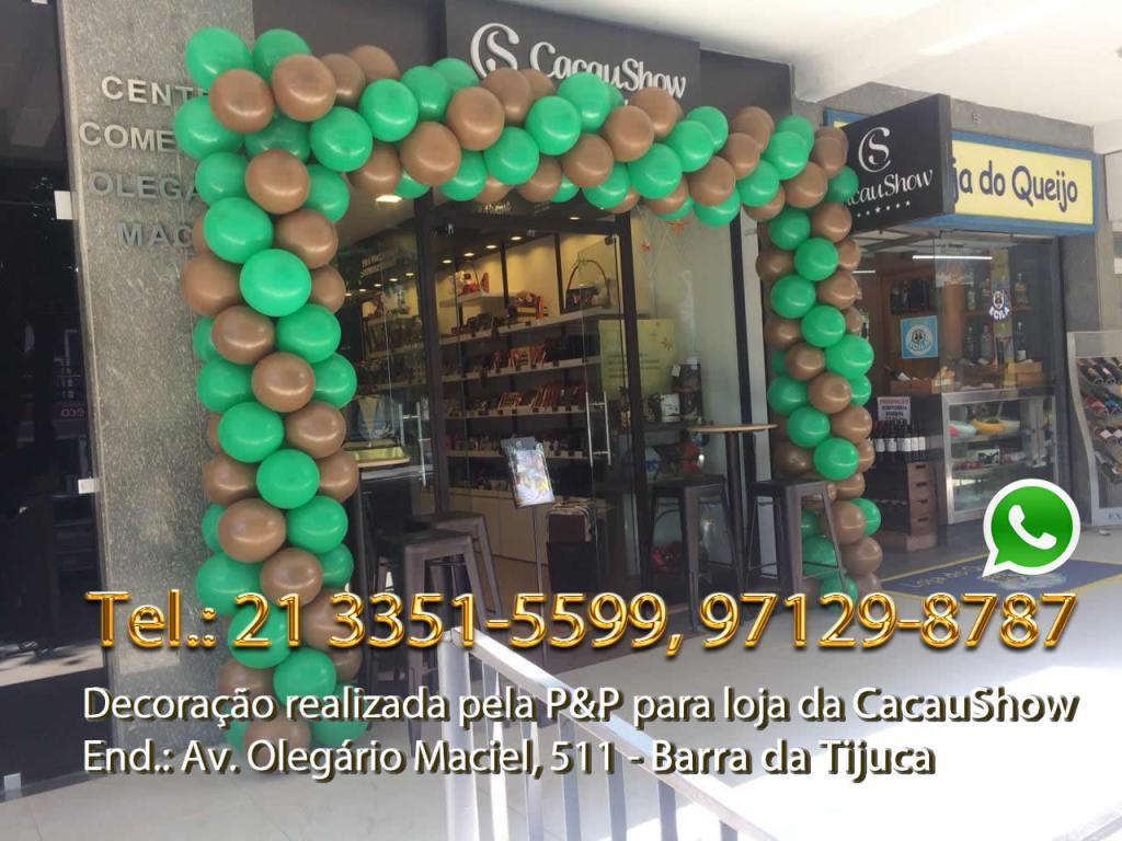 CacauShow Barra da Tijuca