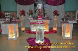 Aluguel Material Festa - P&P