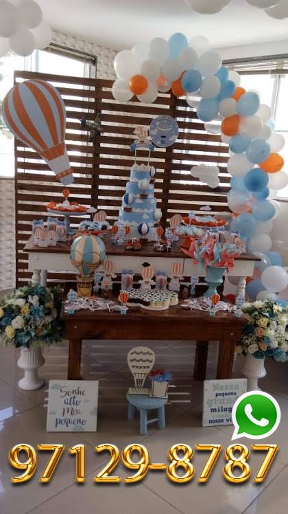 Decoração Festa Infantil - Rio de Janeiro