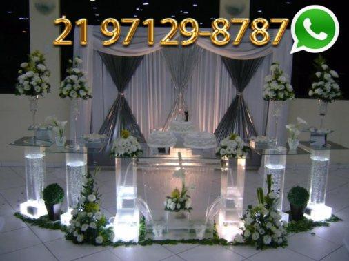 Aluguel de Móveis para Casamento RJ
