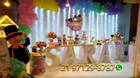 Aluguel Decoração Festa Infantil