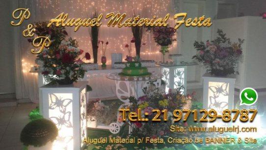 Aluguel Mesa Provençal RJ