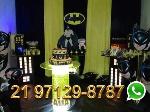 Decoração Batman
