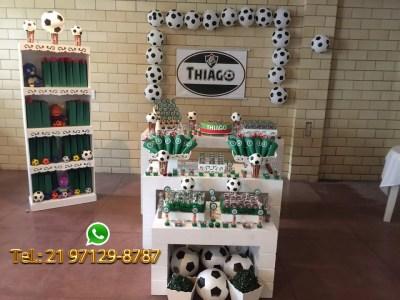 Decoração Festa Fluminense
