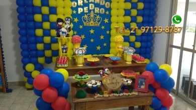 Decoração Festa Pequeno Principe
