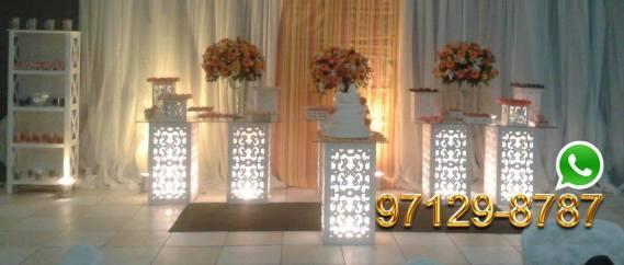 Aluguel Mesa Casamento RJ