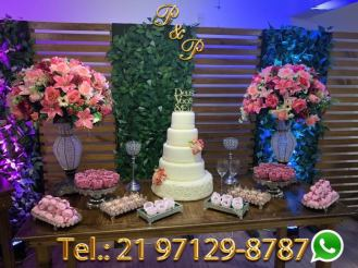 Aluguel Mesa para Casamento