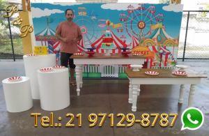 Decoração de Circo Rio de Janeiro