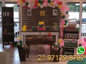 Decoração Festa Flamingo