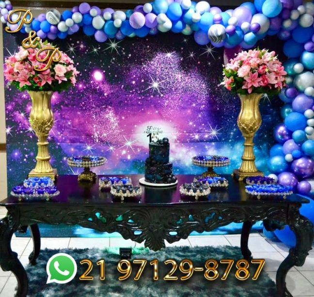 Festa Tema Galaxia