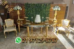 Aluguel de Moveis para Casamento