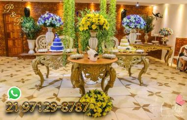 Aluguel Mesa Realeza