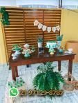 Mesa para Cha de Bebe